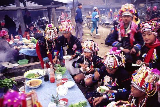 Akha Laos