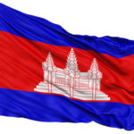 Drapeau national du Cambodge
