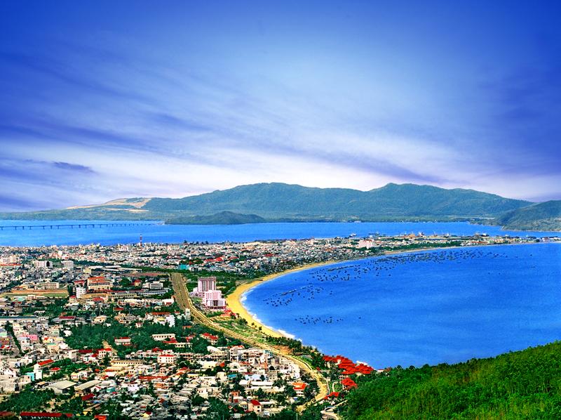Ville Quy Nhon panorama