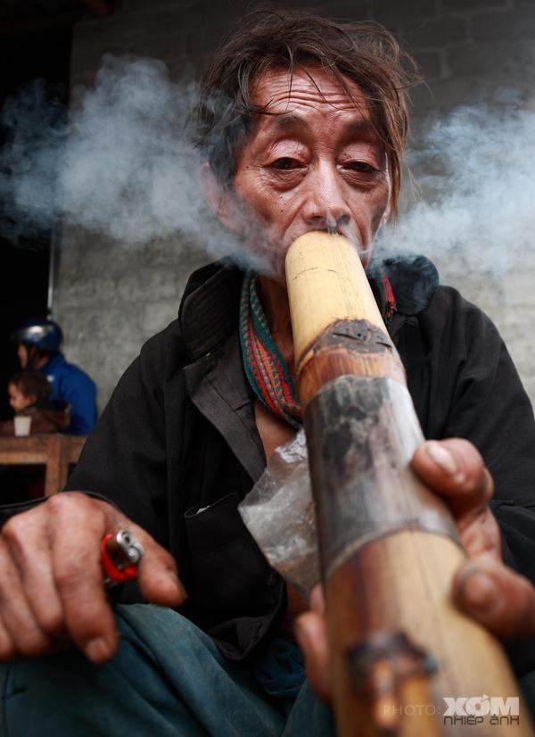 Problème de tabac au Vietnam