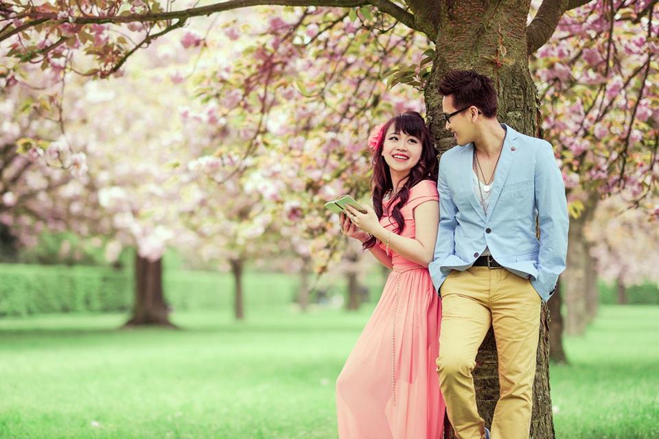 Les Vietnamiens nommés les amoureux les plus satisfaits d'Asie