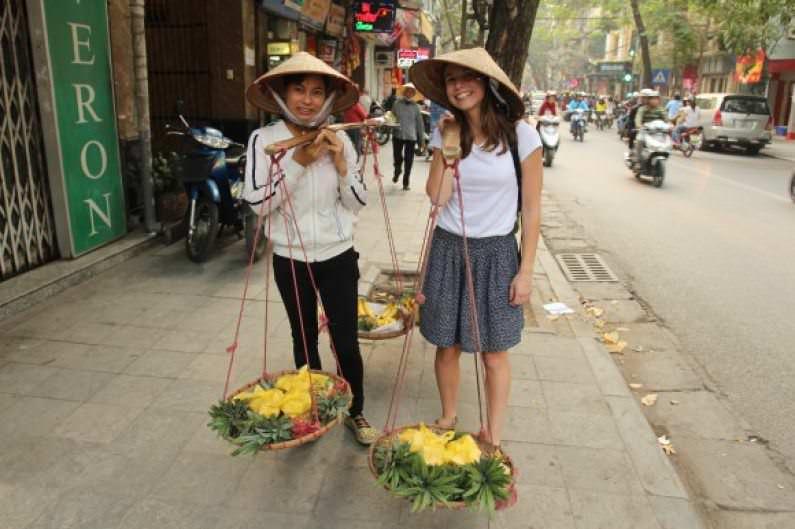 Arnaques les plus courantes à éviter au Vietnam : vendeurs en rue