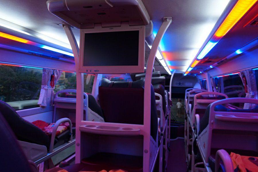 Réservez le billet de bus Sapa Baie d'Halong / Baie d' Halong Sapa  en ligne au meilleur prix