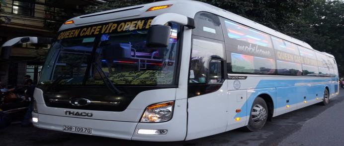 Réservez le billet de bus Hanoi -Ninhbinh / Ninhbinh – Hanoi en ligne au meilleur prix