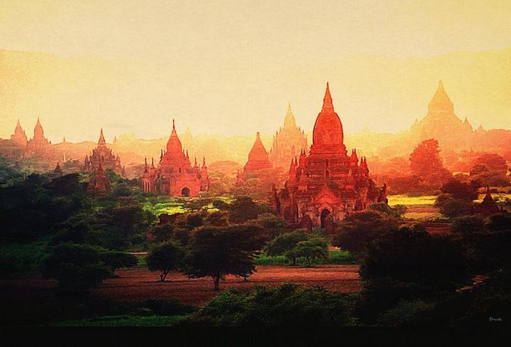 Explorez le Myanmar avant que des hordes de touristes arrivent