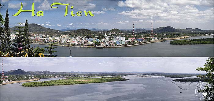 Ha Tien: joyau du delta du Mékong