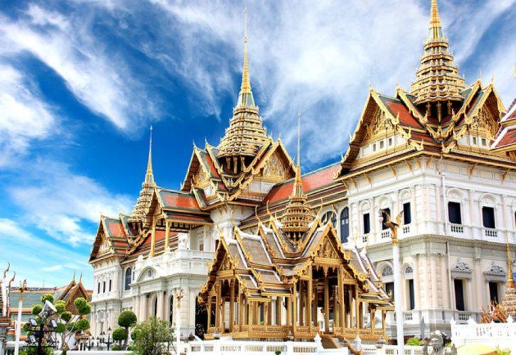 Explorer le Grand Palais de Bangkok