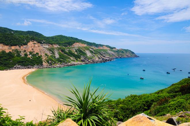 Infographie: Les 3  meilleures plages hors sentiers battus au Vietnam