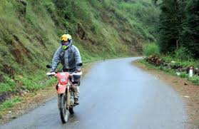 Boucle de moto pittoresque de Sapa-Sin Ho