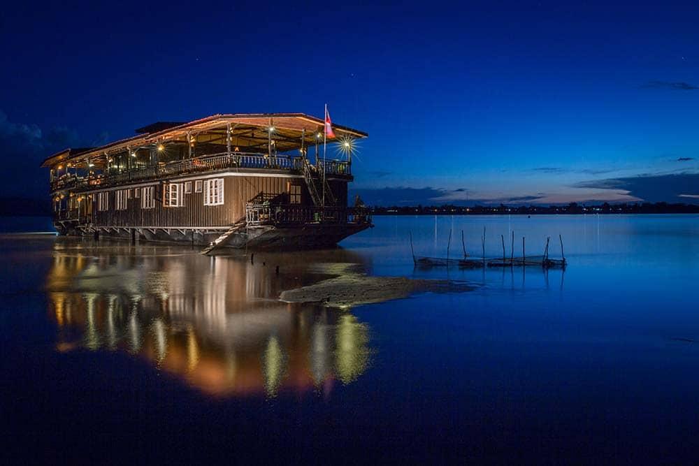 croisières Vat Phou Mekong