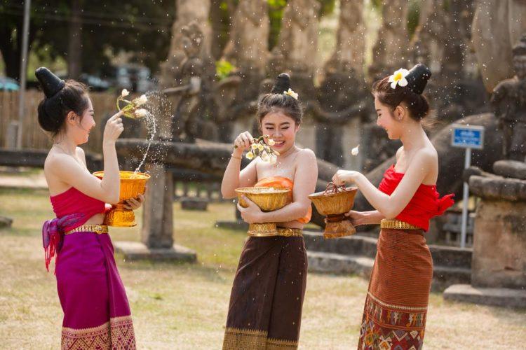 Tout ce que vous devriez savoir sur Songkran, Nouvel An Thailandais