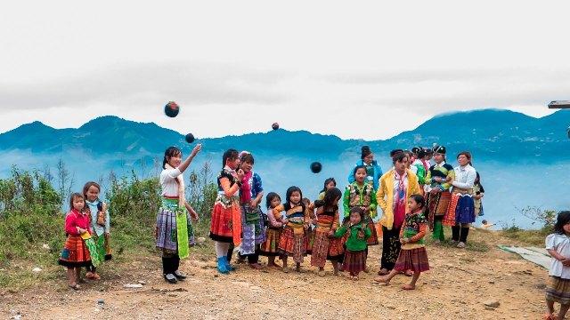 Le nouvel An Hmong