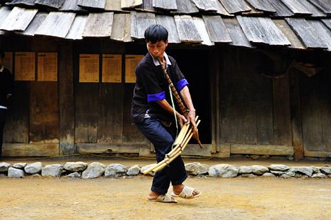 Musique et Chansons traditionnelles des Hmong