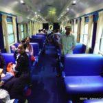 Train pour Kampot