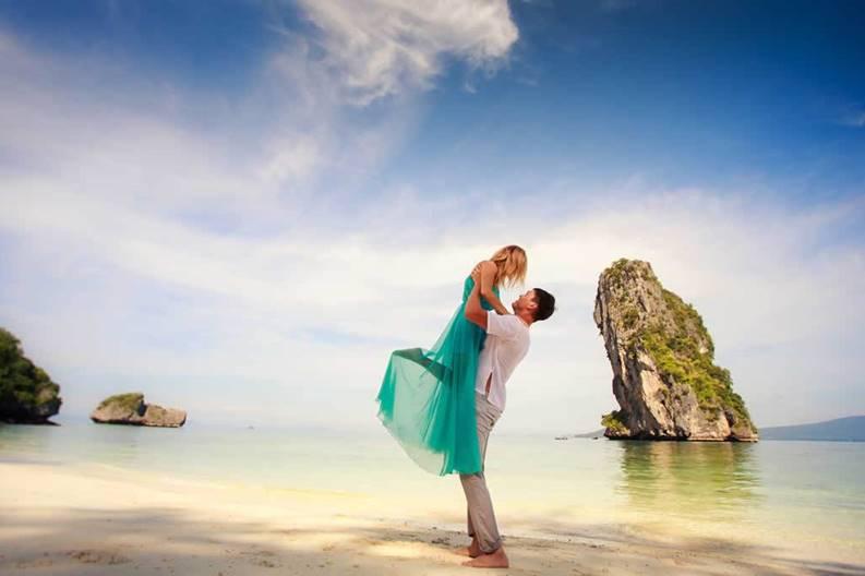 Top 5 des destinations au Vietnam pour votre lune de miel