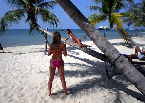 Les plus belles plages au Cambodge