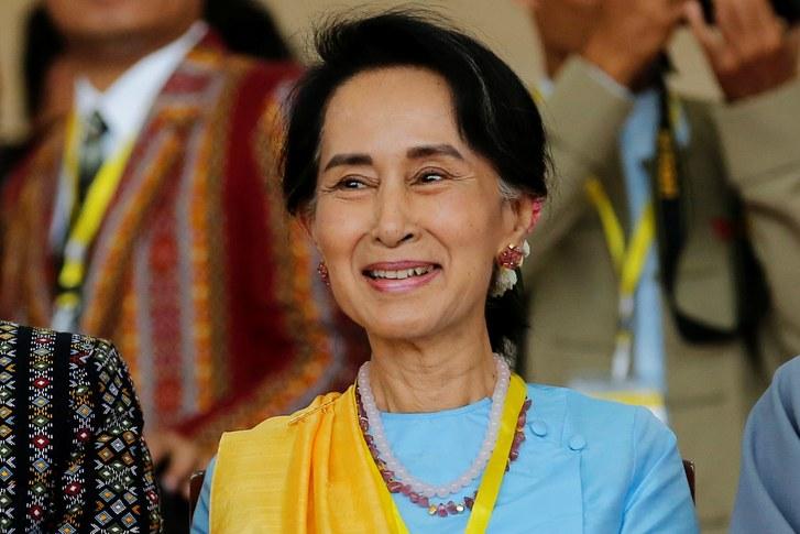 Aung San Suu Kyi, la femme du nouveau Myanmar