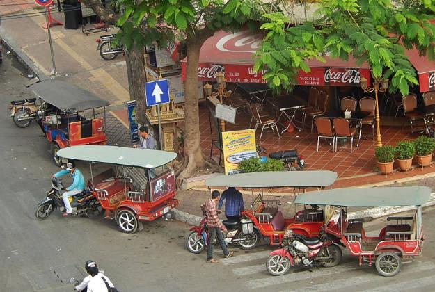 Guide transport Cambodge Se déplacer en tuk tuk