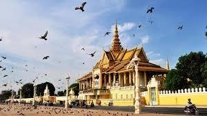 De Ho Chi Minh Ville à Phnom Penh
