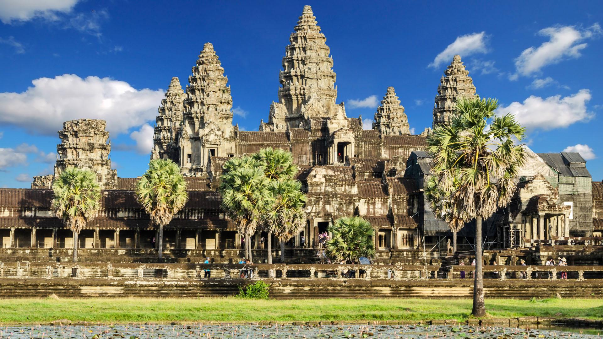 Principales raisons de visiter Angkor Wat