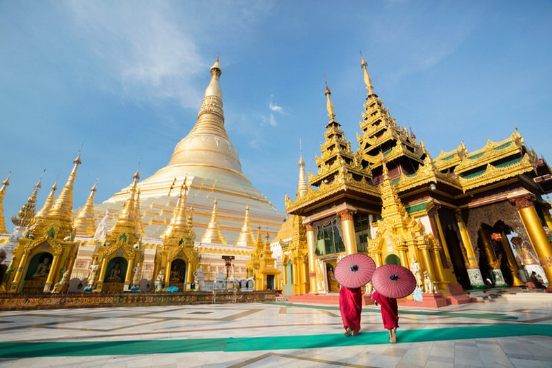 Top 9 des attractions à Yangon