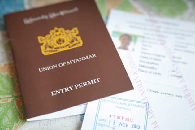 Tout savoir sur le Visa Myanmar ( Birmanie ) et Comment faire une demande pour le visa Myanmar