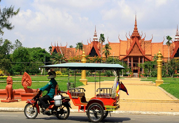 Comment Obtenir un permis de conduire cambodgien