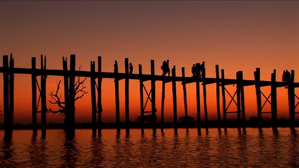 Top 8 des activités au Myanmar