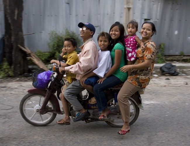 Combien ca coûte de vivre à Phnom Penh, au Cambodge?