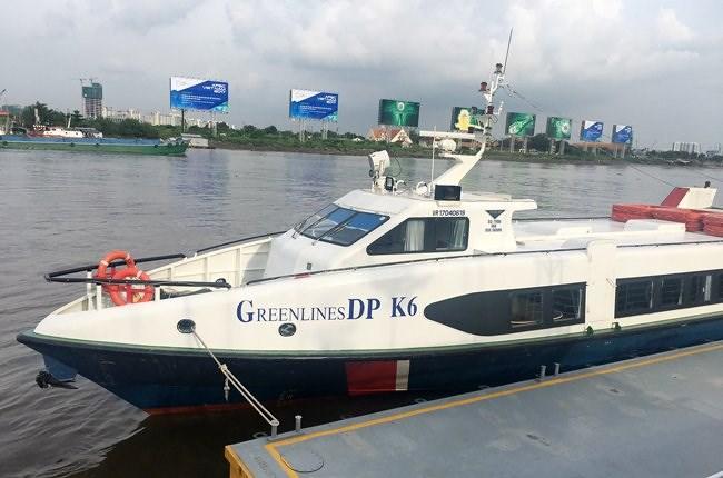 Voyage de Saigon à Vung Tau en Ferry