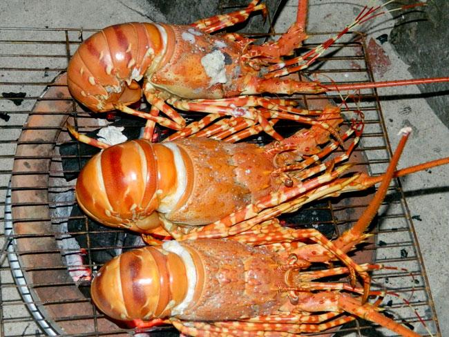 Crevettes Hoi An