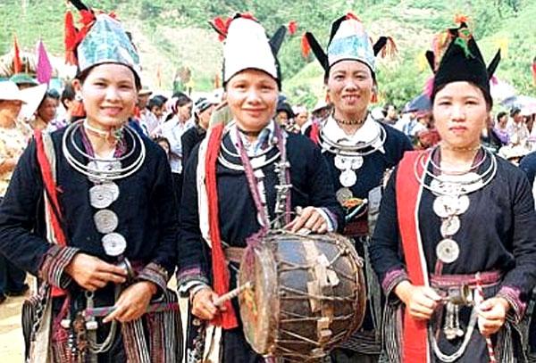Ethnie San Chay au Vietnam