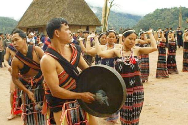 Ethnie Brau, Vietnam