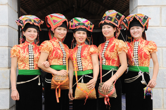 Minorités ethniques au Vietnam