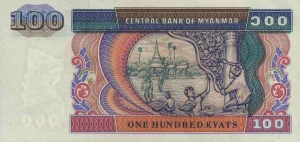 MONNAIE, TAUX DE CHANGE ET BANQUES AU MYANMAR