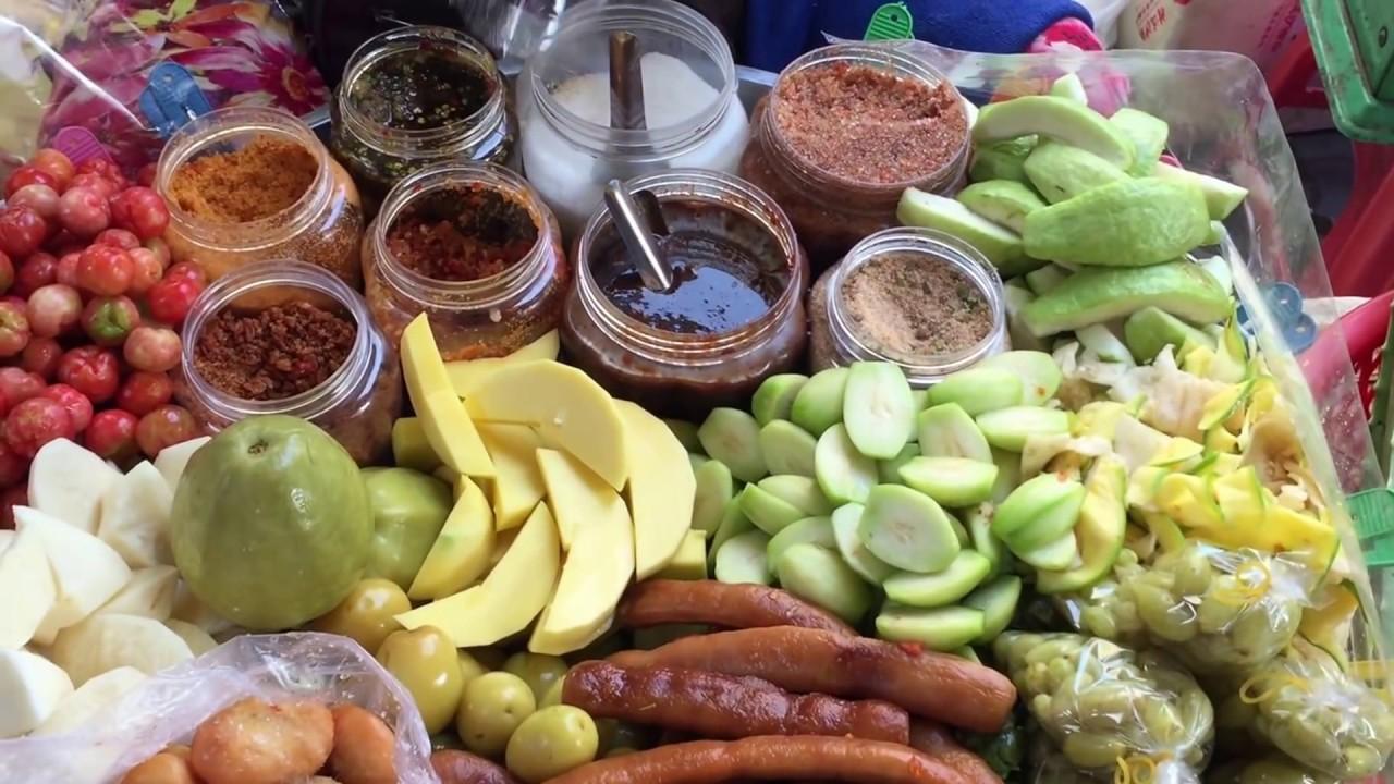 Manger et boir au Cambodge