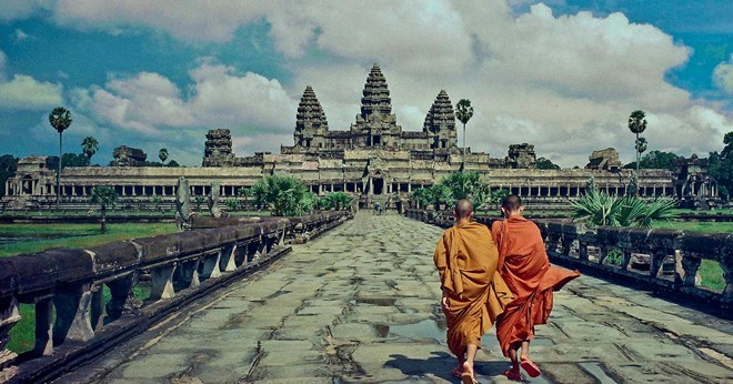 Religion au Cambodge