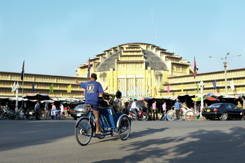 Comment se rendre à Phnom Penh et se déplacer autour de la capitale du Cambodge