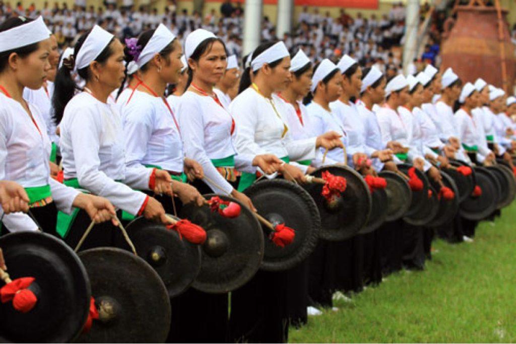 Tenue des Muong Vietnam