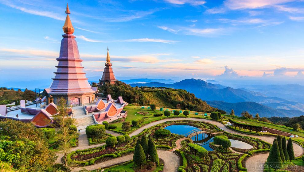 Vols de Thaïlande vers Laos : lignes principales, compagnies aériennes