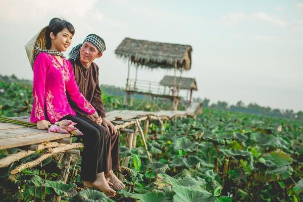 Saigon: Meilleur endroit en Asie du Sud-Est pour un voyage d'amour pas cher