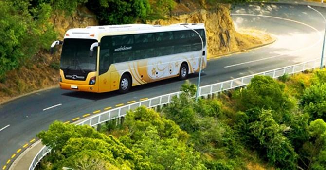 Voyage en bus au Cambodge
