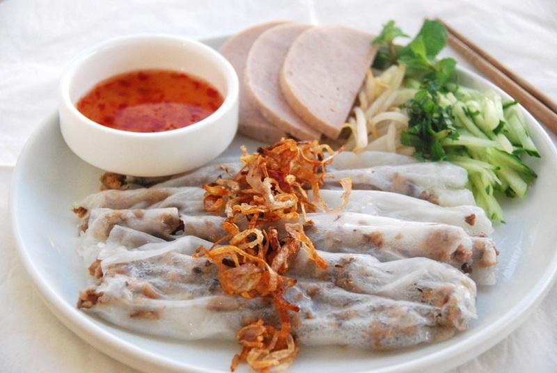 Banh Cuon – Rouleaux de riz cuits à la vapeur vietnamiens et tout ce que vous devez savoir