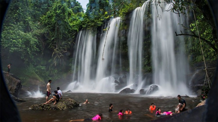 Parc national de Phnom Kulen