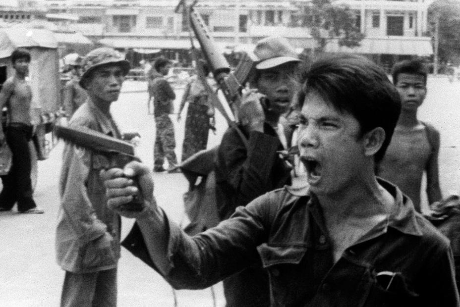 L'ère des Khmers rouges au Cambodge