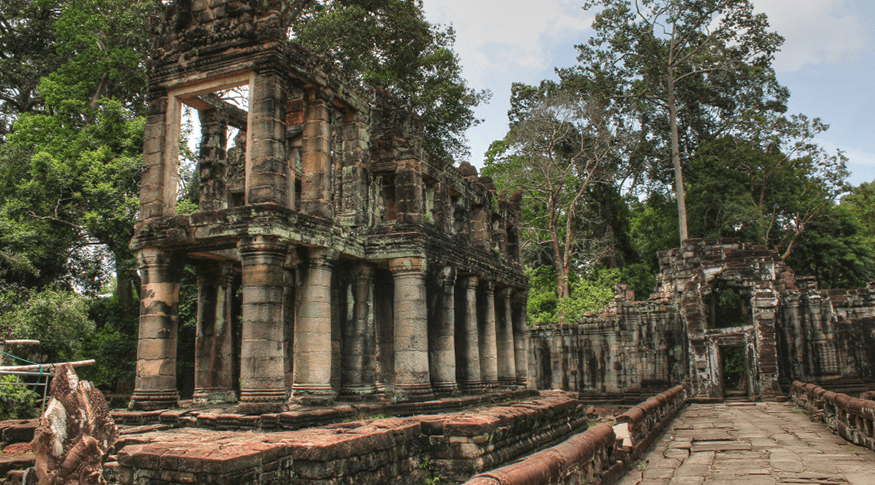 Itinéraires suggérés pour votre voyage à Angkor Wat: de 1 à 3 jours