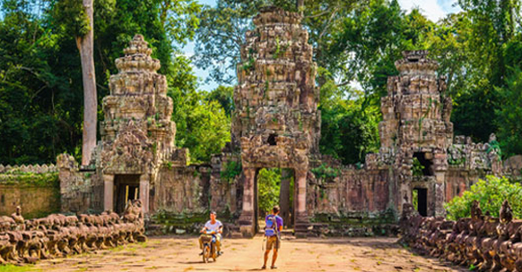 Comment se rendre de Bangkok à Siem Reap