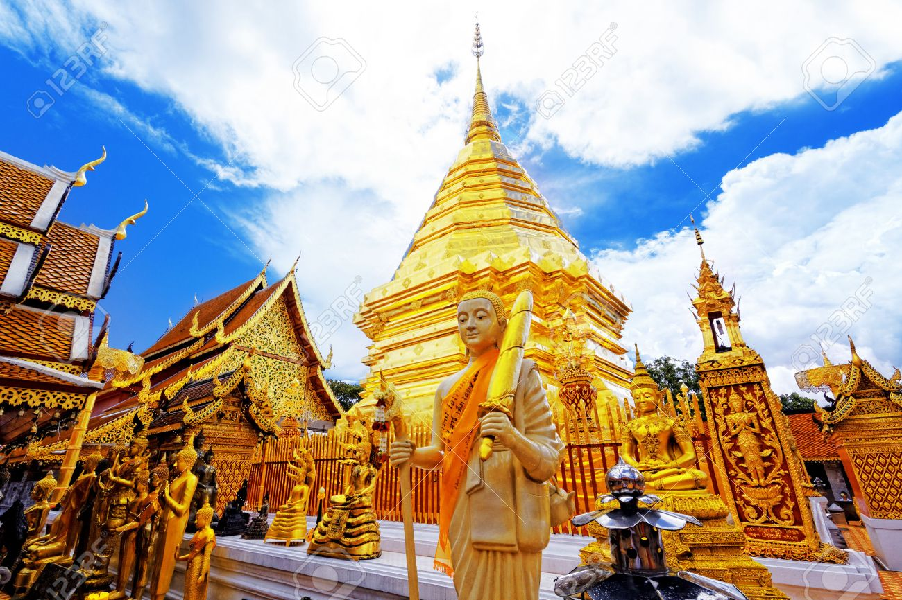 Wat Phra That Doi Suthep de Chiang Mai: Le Guide Complet
