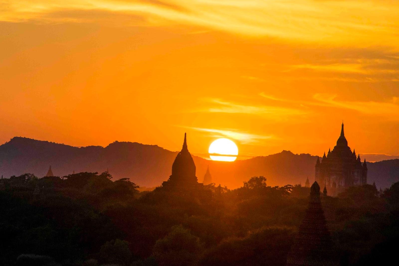 Itinéraire au Myanmar en 7 jours (1 semaine)