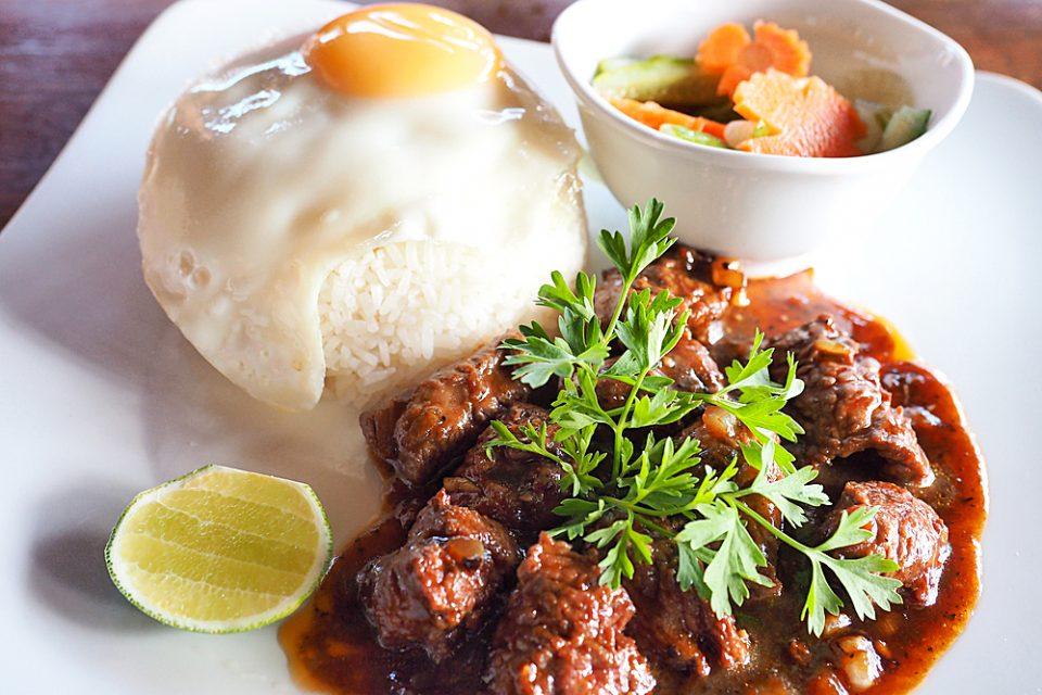 Tout à propos de nourriture cambodgienne